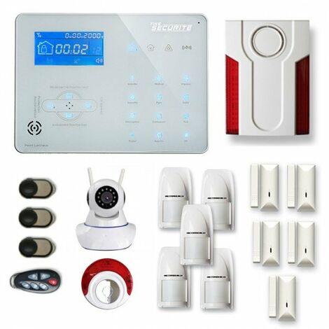 Alarme maison sans fil ICE-B23 Compatible Box internet