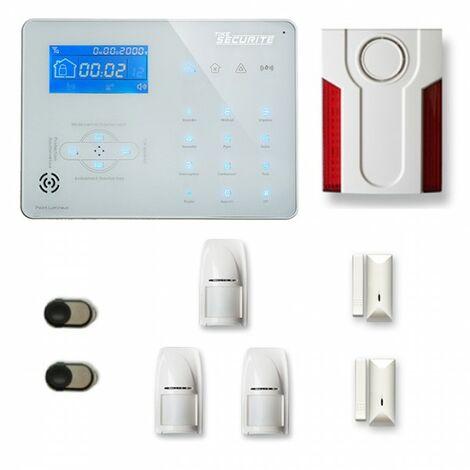 Alarme maison sans fil ICE-B27 Compatible Box internet