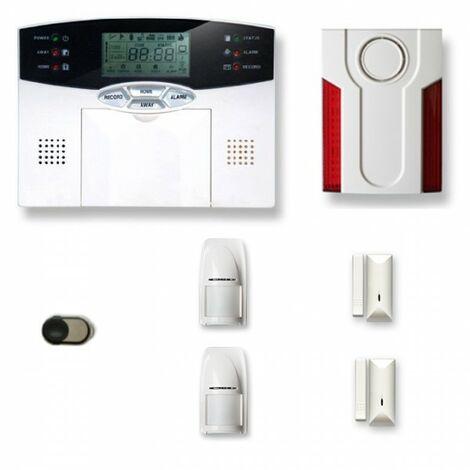 Alarme maison sans fil MN29 Compatible Box internet