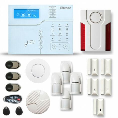 Alarme maison sans fil SHB22 GSM/IP