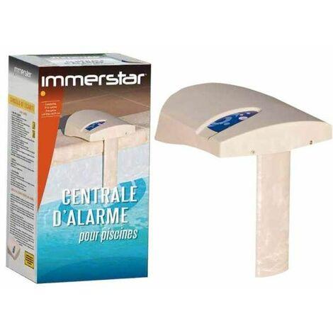 Alarme piscine ASTRAL - Alarme IMMERSTAR pour des bassins jusqu'à 5 x 12 m
