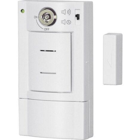 Alarme pour porte avec clé PENTATECH 33609 95 dB