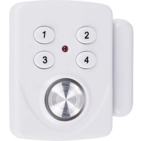 Alarme pour porte / fenêtre avec code Smartwares SC33 100 dB