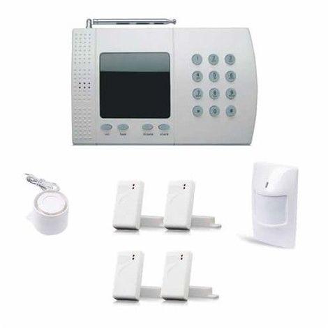 Alarme sans fil pour appartement serenity-6