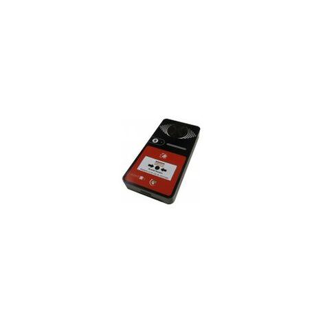 Alarme Type 4 a Pile Autonome Colori Noir