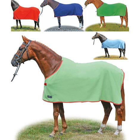 Alaska riding fleece blanket HKM Classic