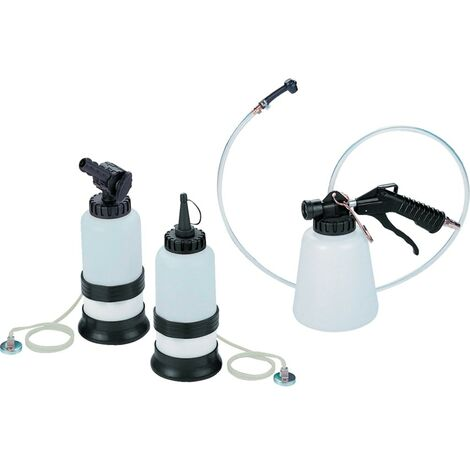 Alba Diagnostics ALB30558 Vacuum Brake Bleeder Kit