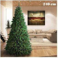 Albero Di Natale H 240.Alberi Di Natale Artificiali