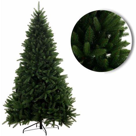 Albero di Natale Artificiale Adami Bernina Verde Varie Misure