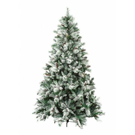 Albero di Natale New Gardena con pigne
