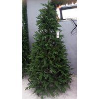 Albero di natale pino fresh tree cm.150 rami in pe - pvc base cm.100 interno / esterno - Salone Negozio On Line