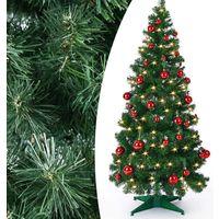 Albero Di Natale Bianco 90 Cm.Alberi Di Natale Artificiali