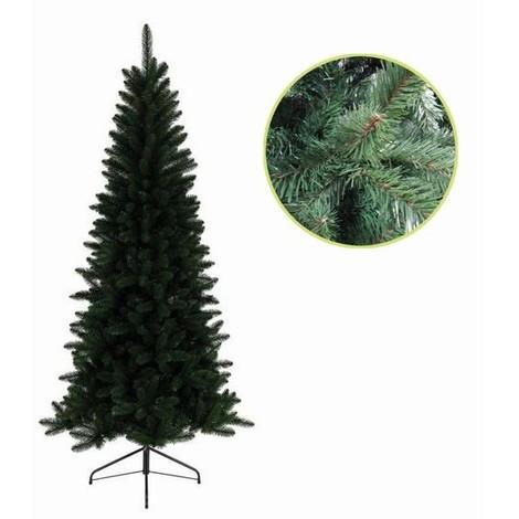 Albero Di Natale 50 Cm.Albero Di Natale Slim Lodge Pine 300 Cm