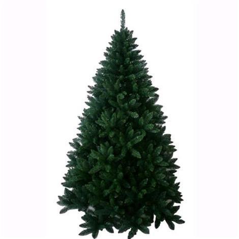 ALBERO di Natale Super Folto Colore VERDE 210 cm MAURER 1560 Rami