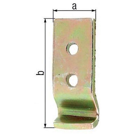 Alberts Schließhaken Form D LA/18/K2