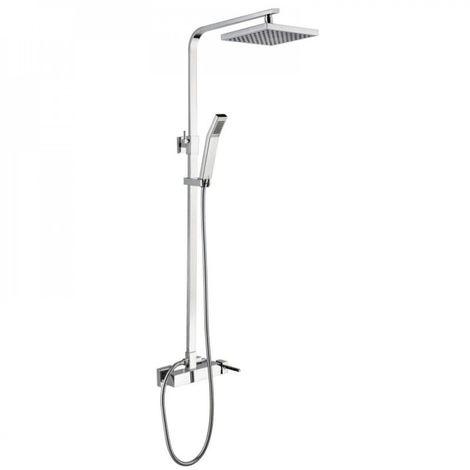 Albino shower set for showerhead