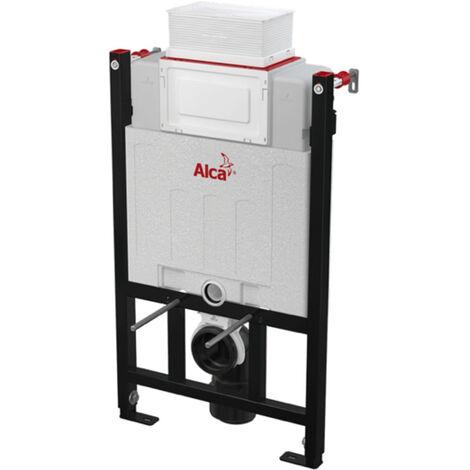 Alca Bâti-support pour WC suspendu 85 cm (AM118/850) avec manchon de raccordement 90/100 mm (AM118/850-DN100)