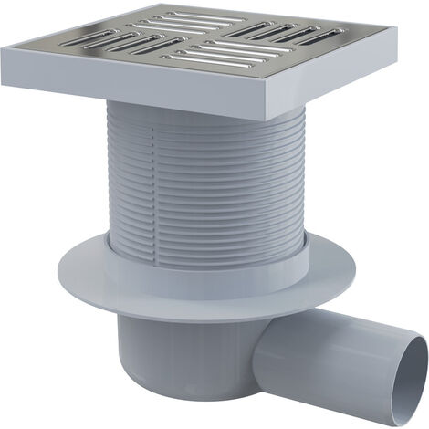 Alca Floor drain horizontal outlet 150 x 150/50 MM (APV5411)