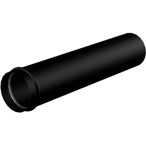 Alca Plast Extension piece for DN32 matt black (A4000BLACK)