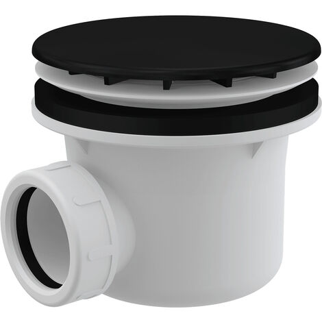 Alca Plast SHOWER WASTE AND TRAP (A49BLACK)