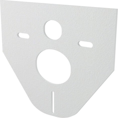 Alca Plast Soundproofing set for wall-hung WCs and bidets (M91)