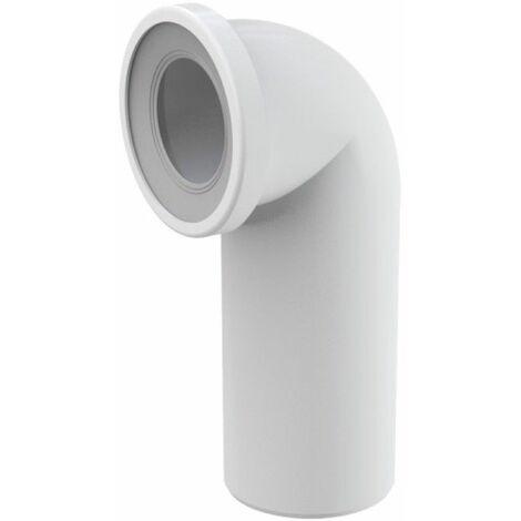AlcaPlast A90 Universal WC Anschlußstutzen / Rohr-Stutzen DN100 (ø110mm): Gerade - 150mm