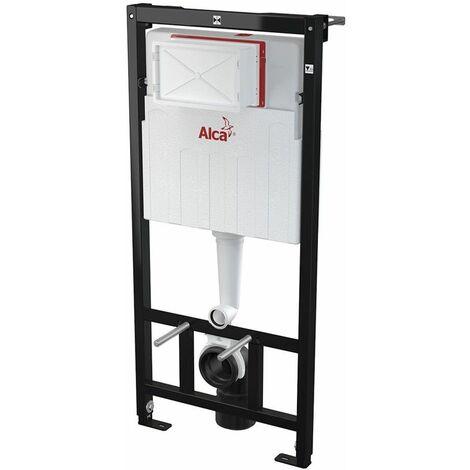 Vorwandelement Wand-WC Spülkasten Montageelement Unterputzspülkasten Sensor NEU