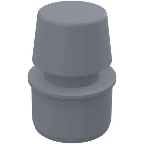 AlcaPlast APH 40 50 75 110 universal Abwasser Rohr Belüfter Ventil - passend für HT- Rohre: 50mm (DN50)