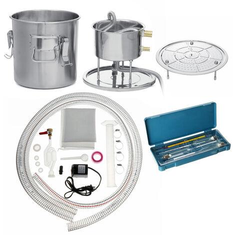Alcohol Distiller Boiler Home Brew Kit