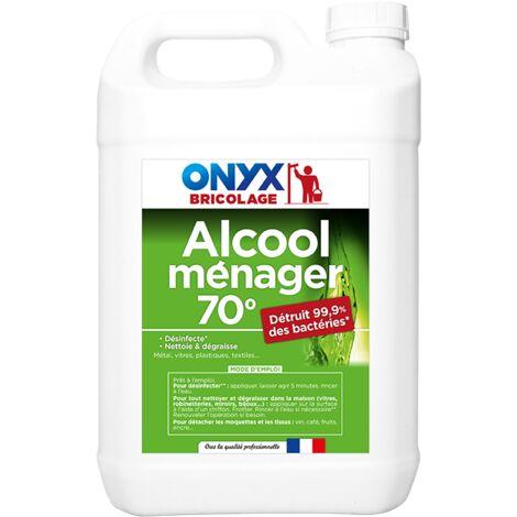 Alcool Menager 70° 5l - ONYX