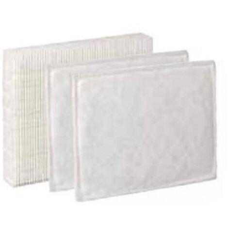 aldes 35001193 | aldes 35001193 - lot de 3 filtres poussière équivalent m5 t.one aquaair et t.one air
