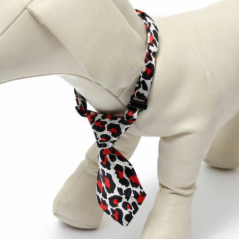 aléatoire mignon chien chat chiot chat réglable noeud papillon cravate collier accessoire pour animaux de compagnie vingt-quatre 15