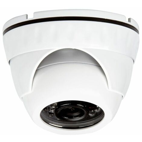 Alecto Caméra IP d'extérieur Blanc DVC-130 IP