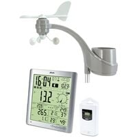 Alecto Wireless Weather Station with Extra-Large Display WS-3800
