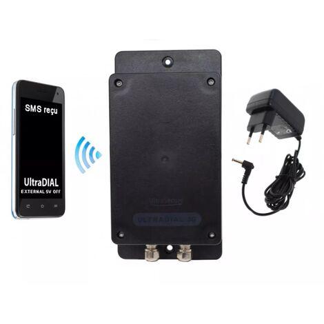 Alerte panne de courant par SMS | UltraDIAL 2G+3G GSM (gamme BT)