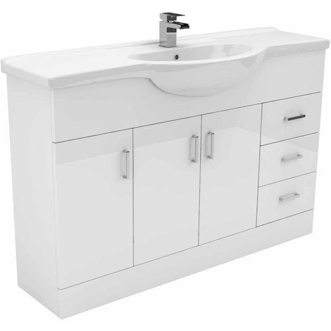 Alexander James 1200mm Vanity Unit