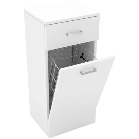 Alexander James & Modena 350mm x 300mm Laundry Basket