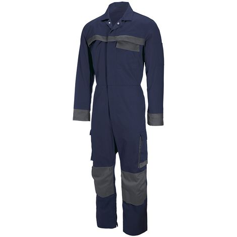 Alexandra Mens Tungsten Work Coverall