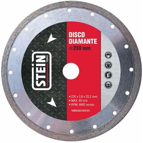 ALFA disco amoladora diamante continuo 230mm 1 unidad