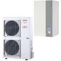 Alfea excellia 16 TRI 400V 16kW Atlantic pompe a chaleur air/eau A++