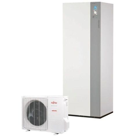 Alfea Extensa Duo 8 A.I ATLANTIC 7.5 Kw pompe a chaleur inverter air eau A++