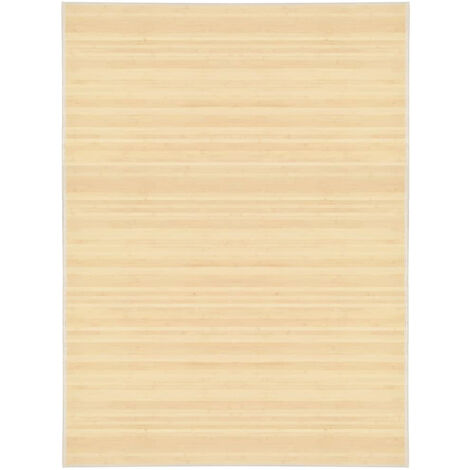 "main image of ""Alfombra de bambu 150x200 cm natural"""