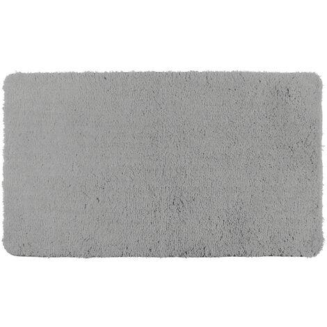 Alfombra de baño Belize gris claro