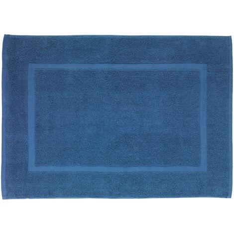 Alfombra de baño de terry Paradise Slate Blue WENKO