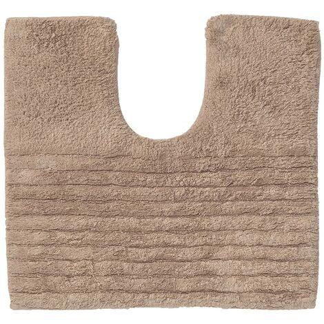 Alfombra de baño marrón, Sealskin Essence, 45 x 50 cm, 294438466