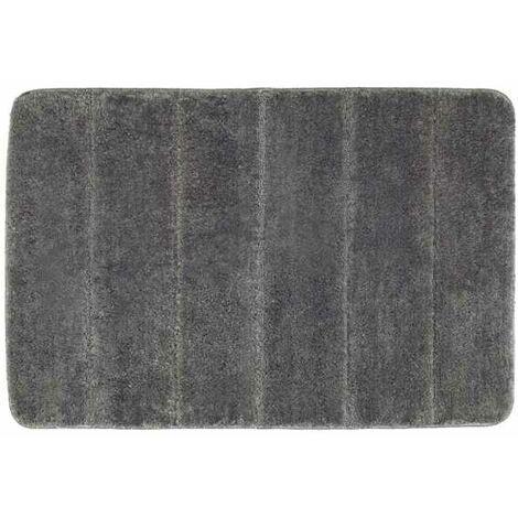 Alfombra de baño Steps grisáceo