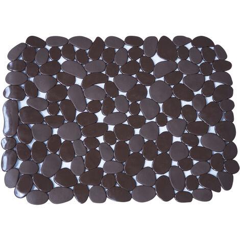 ALFOMBRA DE PVC PARA FREGADERO - CHOCOLATE