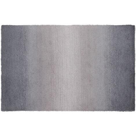Alfombra degradado gris 200 x 300 cm SHADE