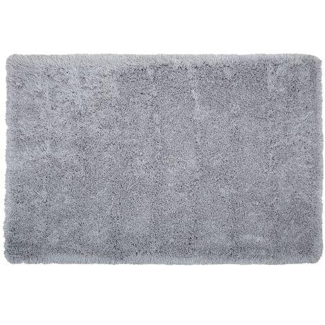 Alfombra gris 160x230 cm CIDE