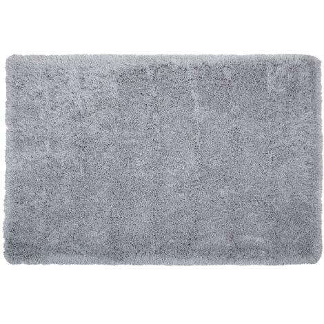 Alfombra gris claro 200x300 cm CIDE